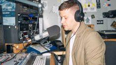 Tim Sweeney, director y presentador de 'Beats in Sapce', un reputado programa radiofónico con 20 años de vida.