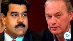Bertín Osborne rechaza una entrevista de Nicolás Maduro.