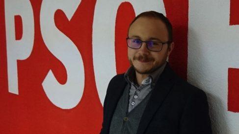 Nando Di-Lolli, candidato del PSOE a la Alcaldía de Las Rozas.