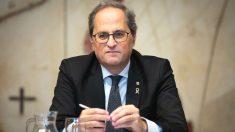 El president de la Generalitat, Quim Torra. (Foto: Europa Press)