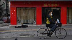 La foto del hombre muerto en las calles de Wuhan que ha dado la vuelta al mundo