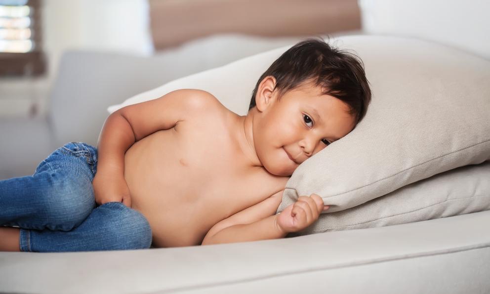 Enfermedades infantiles: adenitis mesentérica_