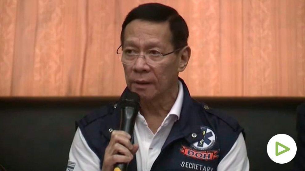 El Gobierno de Filipinas ha confirmado este domingo en rueda de prensa la primera muerte de una persona por coronavirus fuera de China.