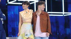Nick y Maialen nominados en 'OT 2020'