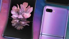 El vídeo de cómo se abre y se cierra el Galaxy Flip Z el móvil plegable de Samsung