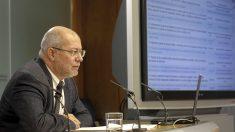 Francisco Igea, líder de Ciudadanos en Castilla y león y vicepresidente de la Junta