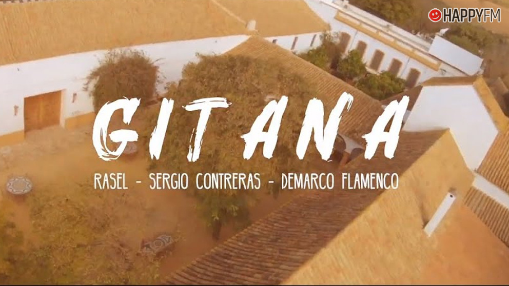 'Gitana' de Rasel, Sergio Contreras y Demarco Flamenco
