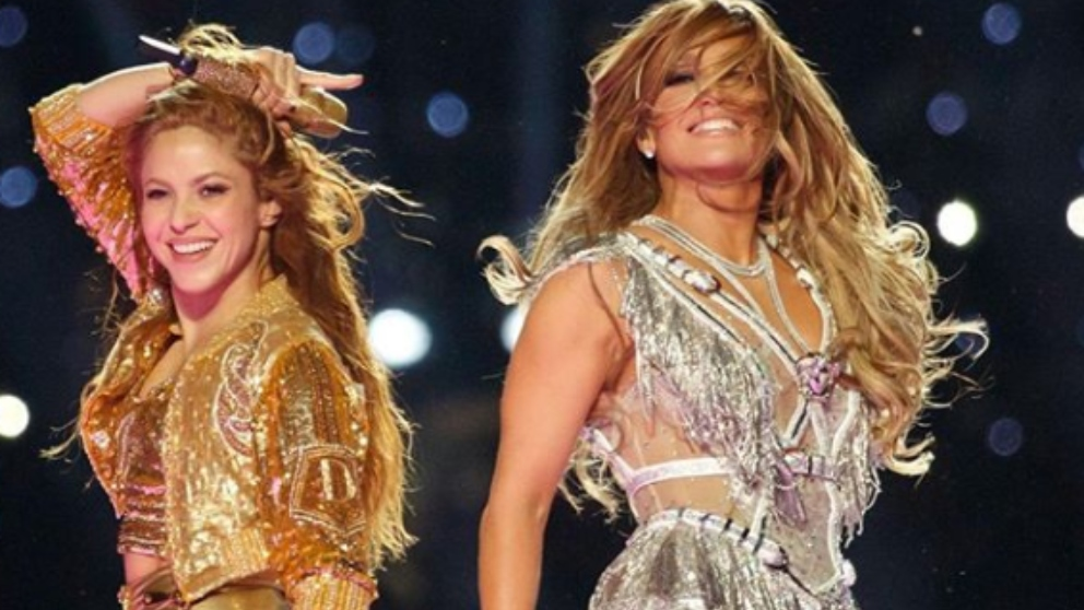 JLo y Shakira