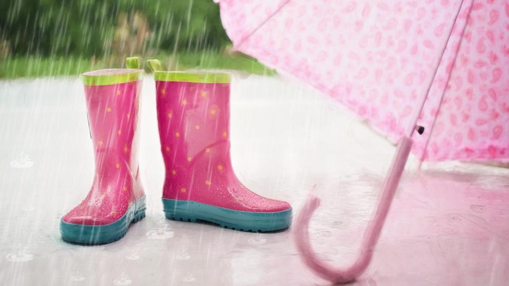 Las botas de agua son un complemento de moda que puede dar mucho estilo