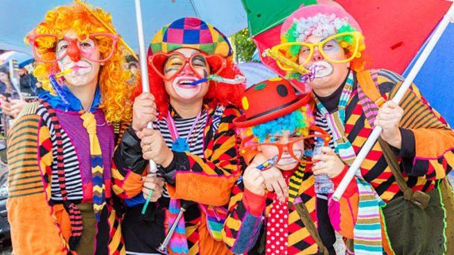 consejos seguridad carnaval