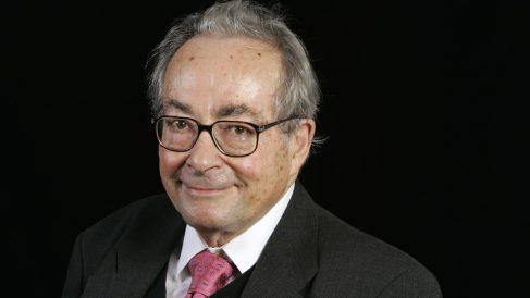 El profesor, filósofo y crítico de literatura George Steiner. Foto: AFP