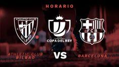 Copa del Rey 2019-2020: Athletic Club – Barcelona| Horario del partido de fútbol de Copa del Rey.
