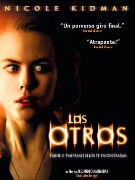 Los otros, dirigida por Amenábar y producida por José Luis Cuerda