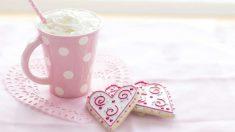 Los corazones son un clásico en el Día de San Valentín