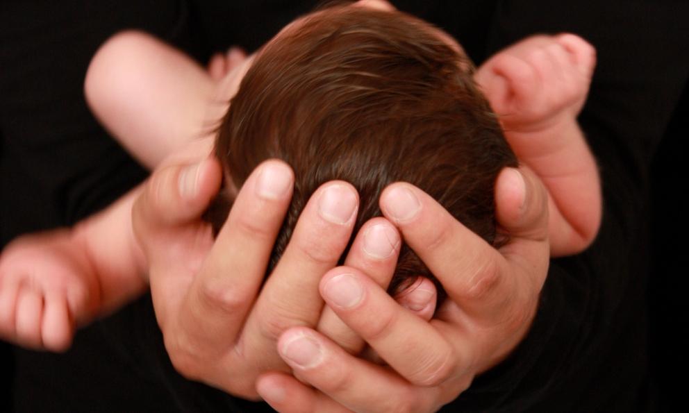 Precauciones con bebés: síndrome del niño zarandeado