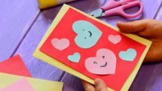Descubre cómo hacer tarjetas originales para el día de San Valentín