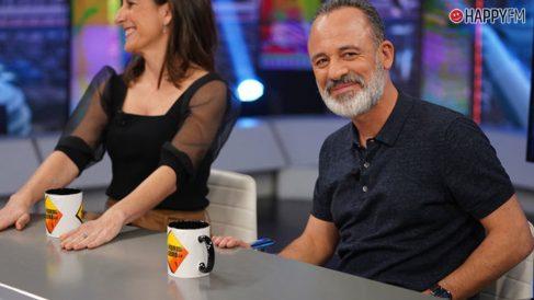 Javier Gutiérrez en 'El Hormiguero'