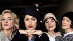 14 de febrero, última temporada de 'Las chicas del cable'