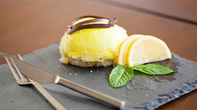 Receta de mousse rápida de naranja y limón