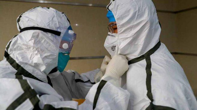 wuhan cuarentena coronavirus recien nacido infectado