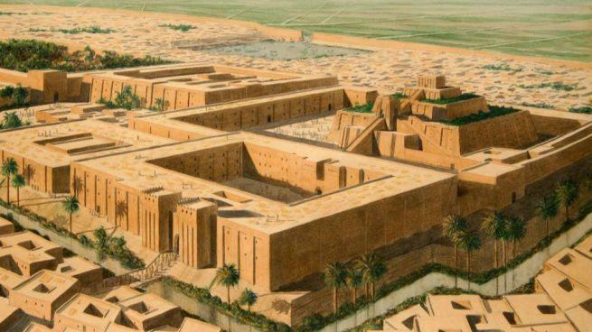 vida en Mesopotamia