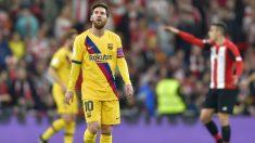 Copa del Rey 2019-2020 | Athletic Club – Barcelona, en directo. (AFP)