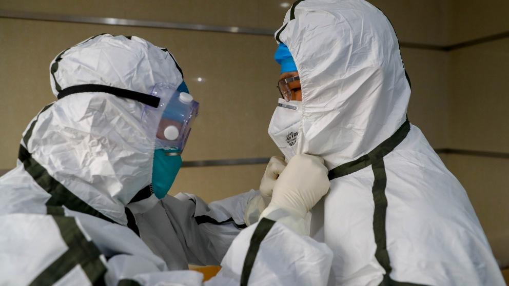 Crisis de coronavirus. Foto: EP