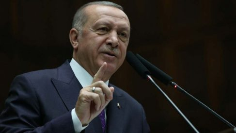 Recep Tayyip Erdogan. Foto: AFP