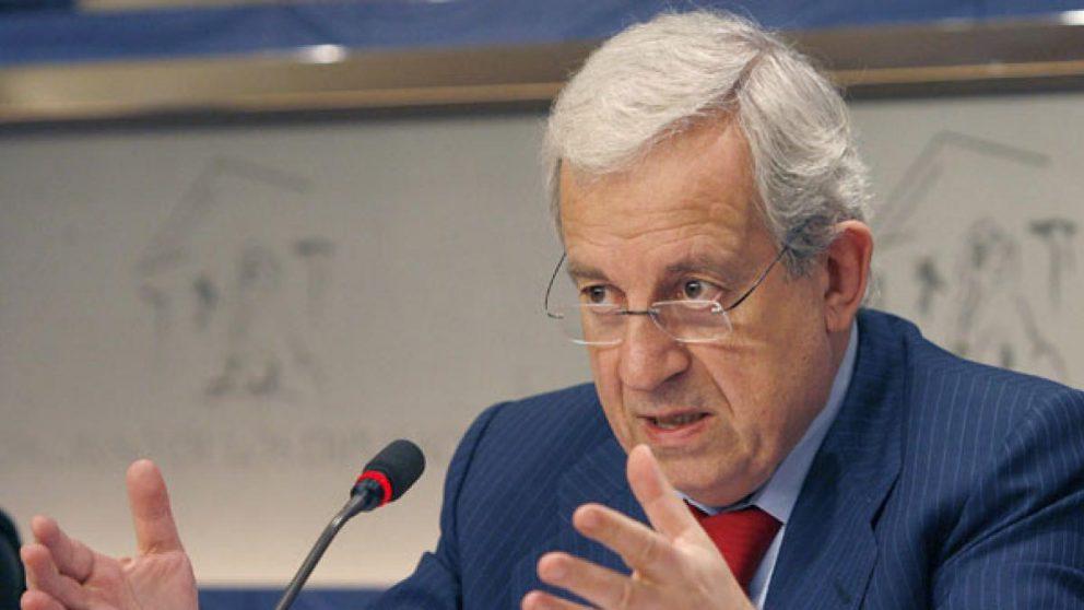 Jaime Ignacio del Burgo (Foto: EFE).