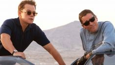 Matt Damon y Christian Bale protagonizan brillantemente 'Le Mans 66' que llega a los Premios Oscar 2020 con cuatro nominaciones.