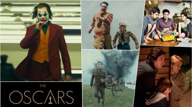 Premios Oscar 2020: las favoritas a mejor película de la noche.