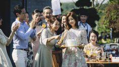 Una escena de 'Parásitos', la película dirigida por el coreano Boon Jong-ho que ha cosechado grandes éxitos y que llega a los Oscar en muy buena posición.