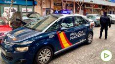 Un coche de la Policía Nacional. Foto: EP