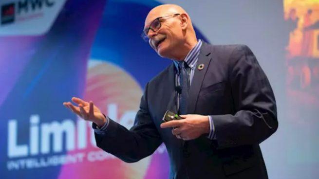John Hoffmann, consejero delegado de GSMA