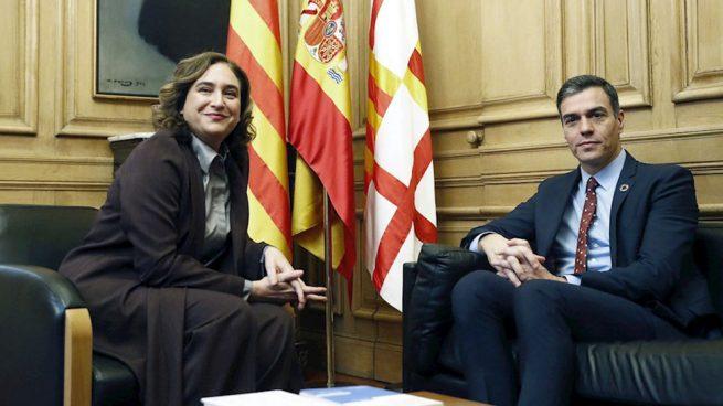 La depresión económica de Cataluña, entre los independentistas y Colau