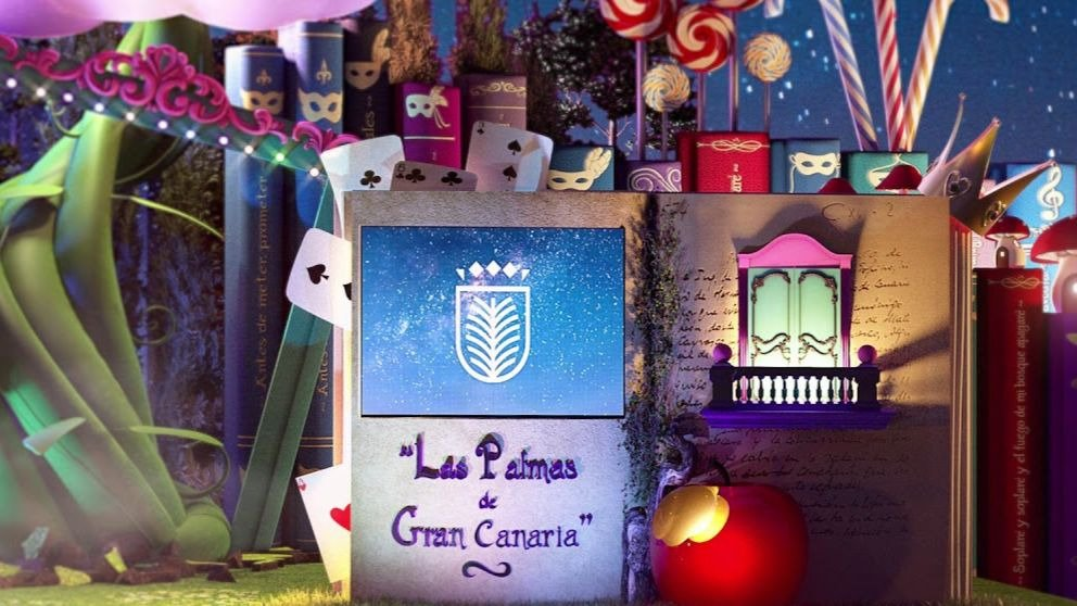 Carnaval de las Palmas 2020_ Programa de hoy dia 8 de febrero