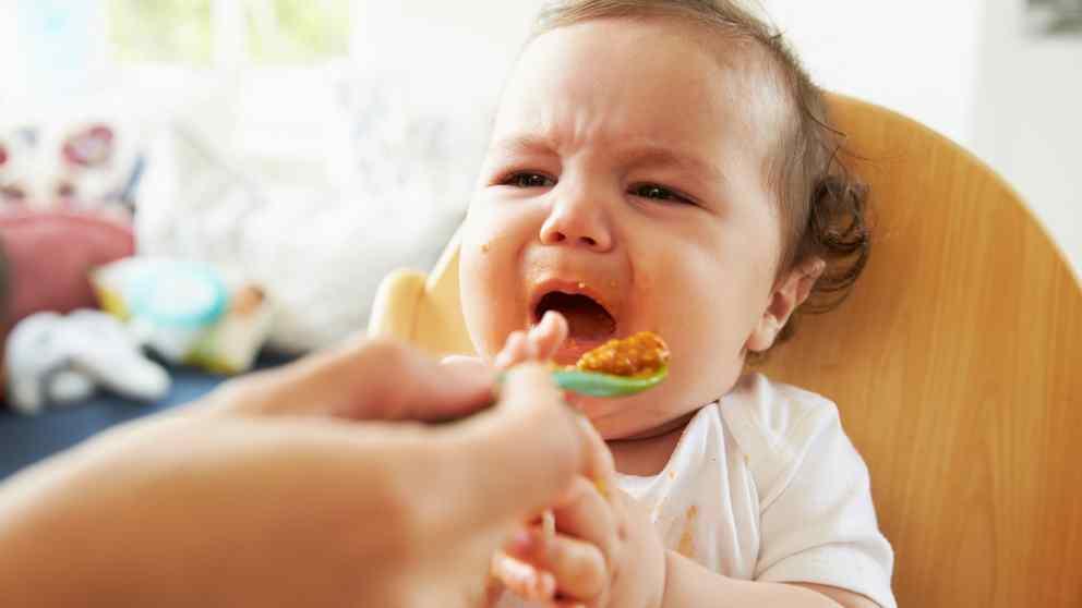 Problemas digestivos en bebés prematuros
