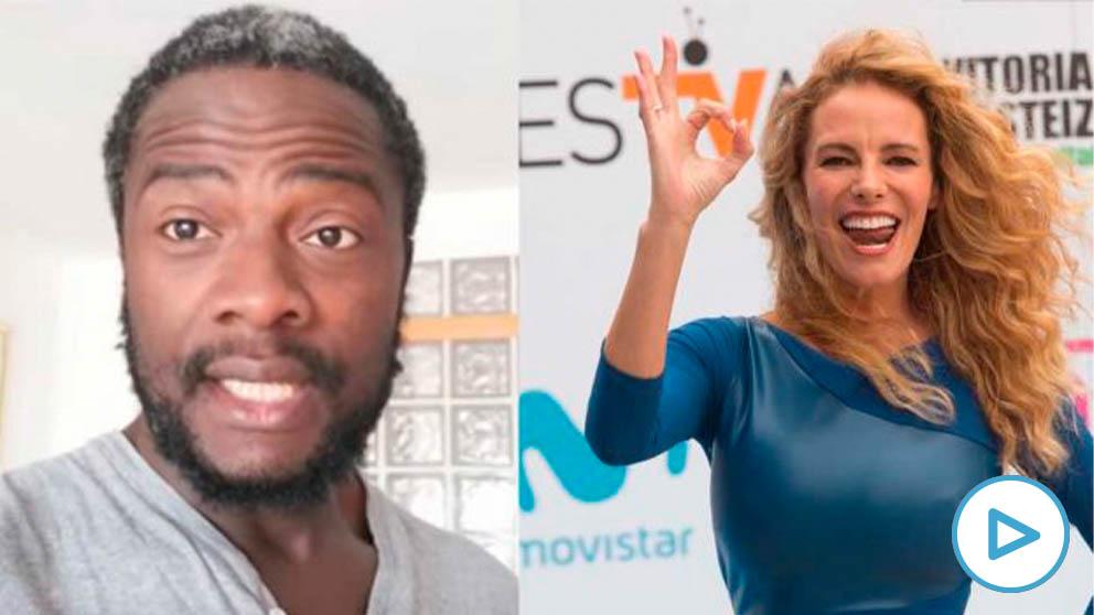 Paula Vázquez azuza el odio contra Vox y «su negro»: «Están matando a las mujeres, ¡el 8-M a por ellos!»