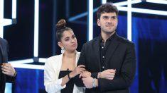 Anaju y Javy, nominados en 'OT 2020'