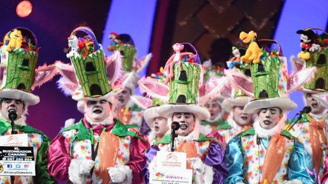 Carnaval de las Palmas 2020: Programa de hoy, dia 10 de febrero