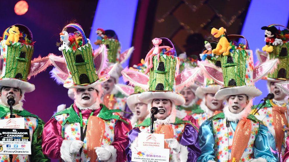 Carnaval de las Palmas 2020_ Programa de hoy dia 10 de febrero