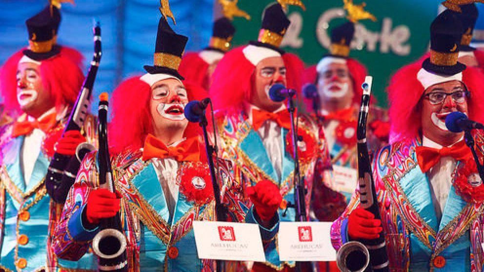 Carnaval de las Palmas 2020_ Programa de hoy dia 9 de febrero