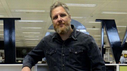 El periodista fallecido David Gistau en una fotografía reciente. Foto: EP