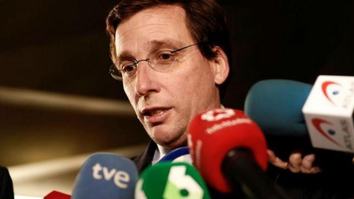 Martínez Almeida no renuncia a ver a Madrid olímpica (EFE).