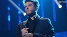 Blas Cantó presentó Universo en OT 2020