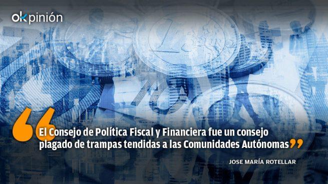 Un Consejo de Política Fiscal y Financiera plagado de trampas