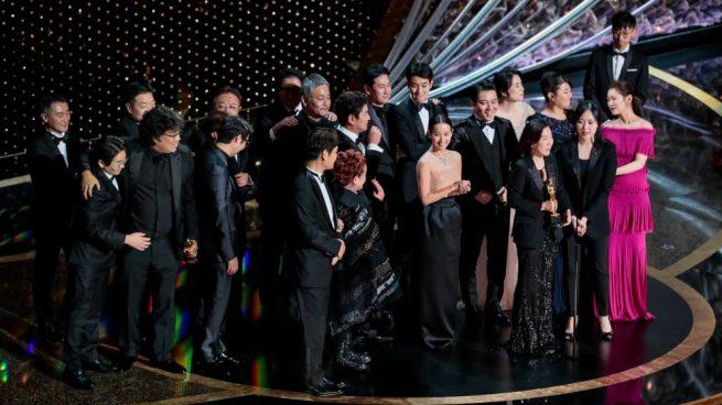 Parásitos, Oscar a mejor película. Foto: EP