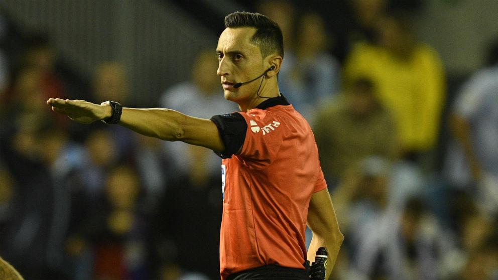 Sanchez Martinez, durante un partido. (Getty)