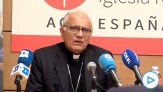 El cardenal Baltazar Porras.