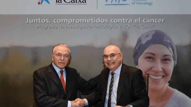 """""""la Caixa"""" destina 6 millones de € al Vall d'Hebron Instituto de Oncología para impulsar la lucha contra el cáncer"""